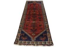 Klassischer Vintage-Teppich Shiraz Läufer in 290x100