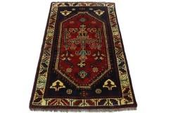 Klassischer Vintage-Teppich Shiraz in 160x100