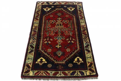 Traditional Vintage Rug Shiraz in 160x100