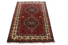 Klassischer Vintage-Teppich Shiraz in 160x110