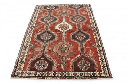 Klassischer Vintage-Teppich Shiraz in 210x150