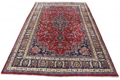 Traditional Vintage Rug Mashad in 300x200