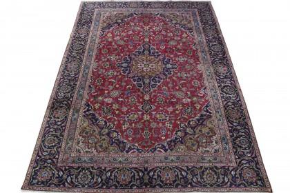 Traditional Vintage Rug Mashad in 360x260