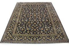 Klassischer Vintage-Teppich Kashan in 390x310