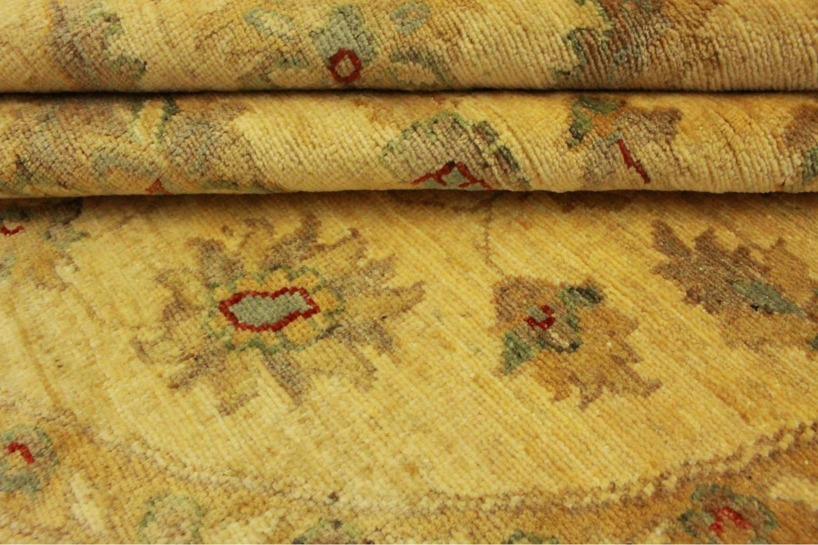 ziegler teppich rund beige in 150x150cm 5001 693 bei kaufen. Black Bedroom Furniture Sets. Home Design Ideas