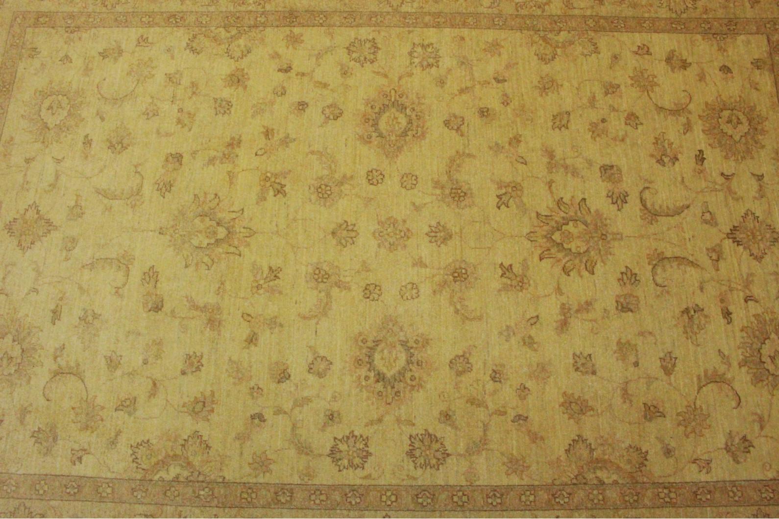 Ziegler teppiche  Ziegler Teppich Beige in 300x200 (5001-856) bei carpetido.de kaufen