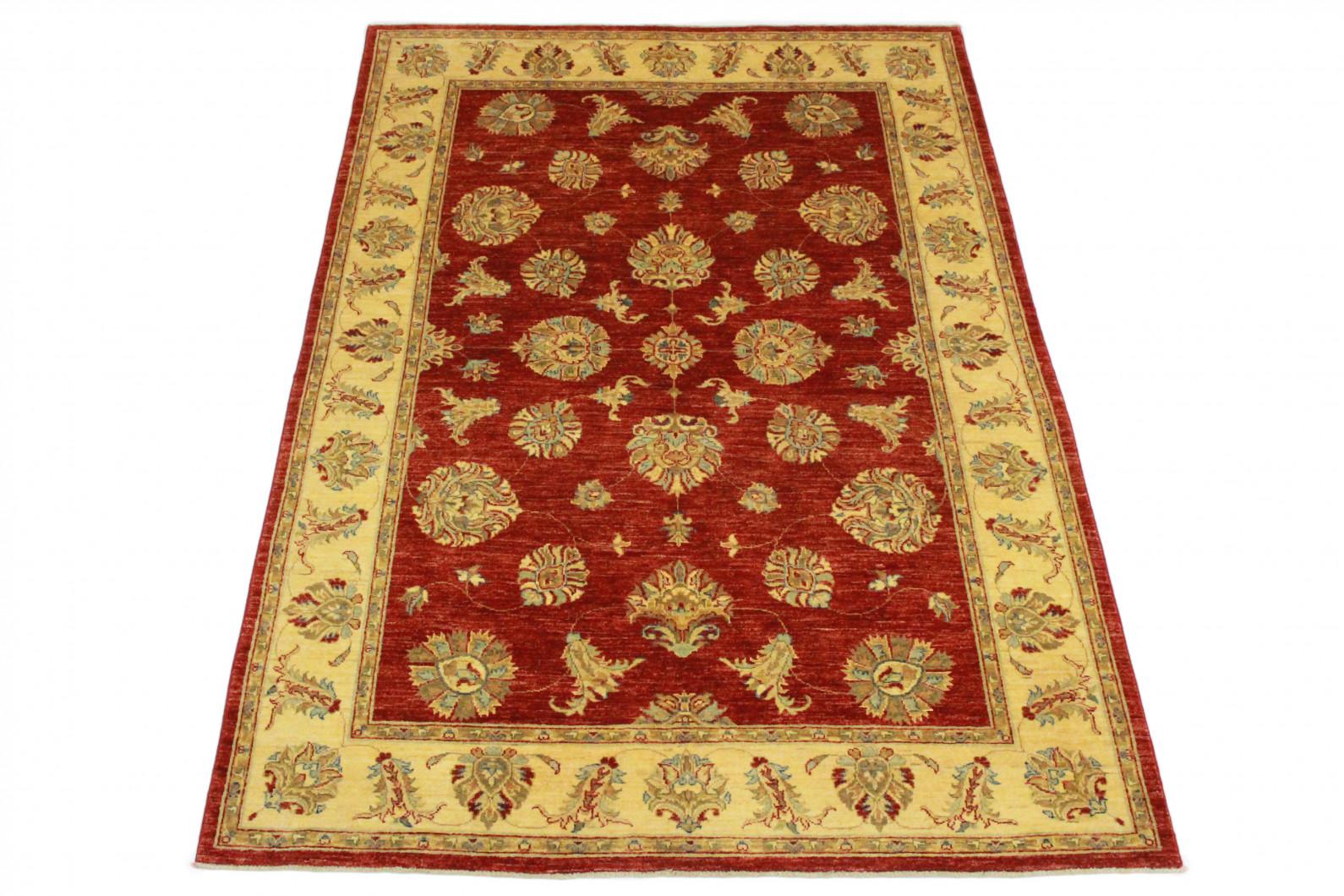 ziegler teppich rot beige in 250x170 5101 272 bei kaufen. Black Bedroom Furniture Sets. Home Design Ideas