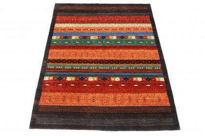 Loribaft Designer-Teppich Schlamm Bunt in 240x170 5110-2836