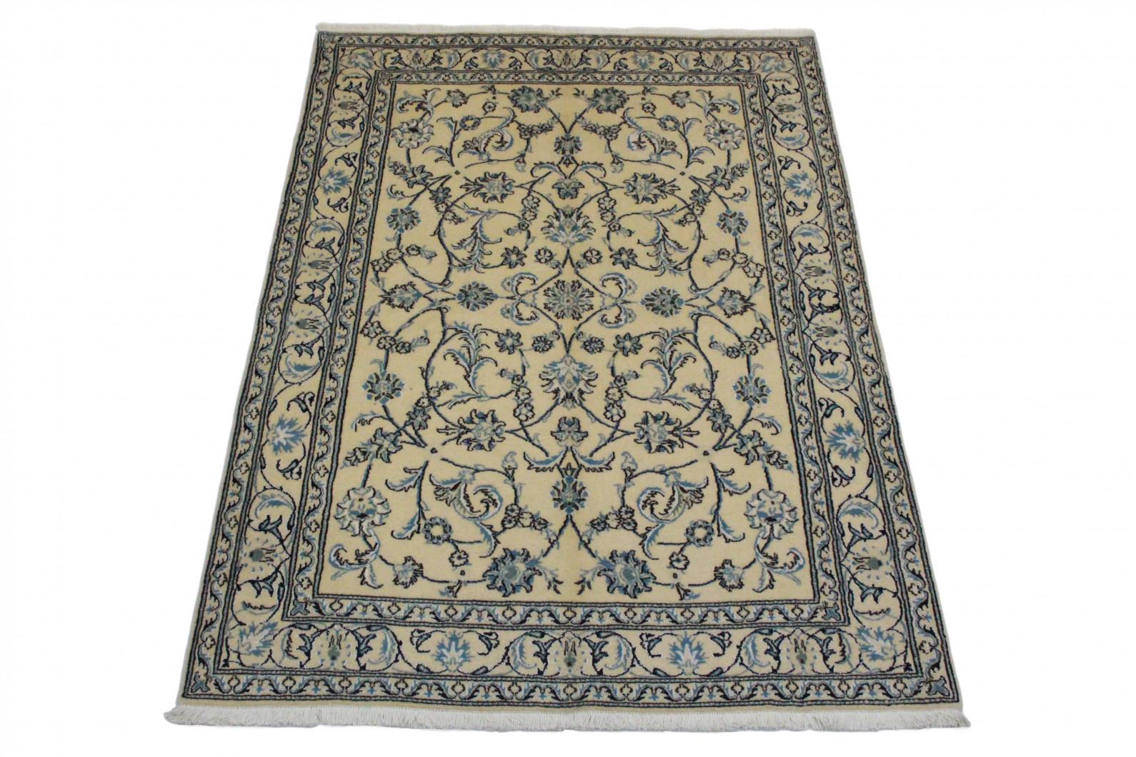 nain teppich beige blau in 230x170 5120 21815 bei kaufen. Black Bedroom Furniture Sets. Home Design Ideas