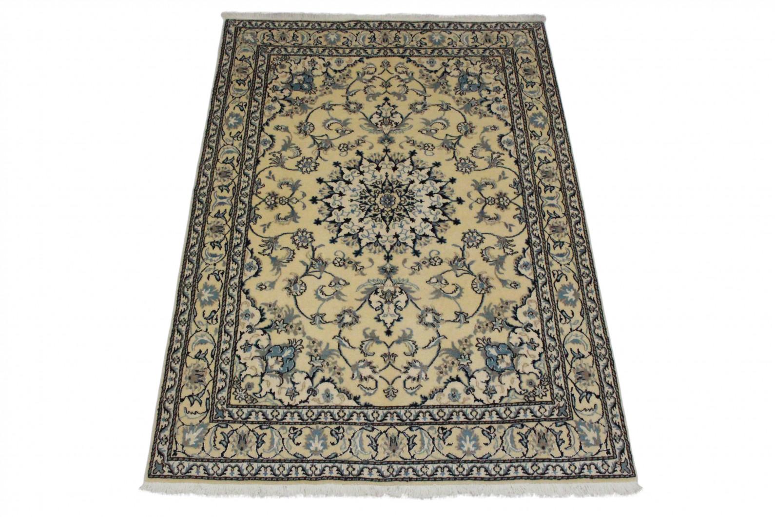 nain teppich beige blau in 240x160 5120 21860 bei kaufen. Black Bedroom Furniture Sets. Home Design Ideas