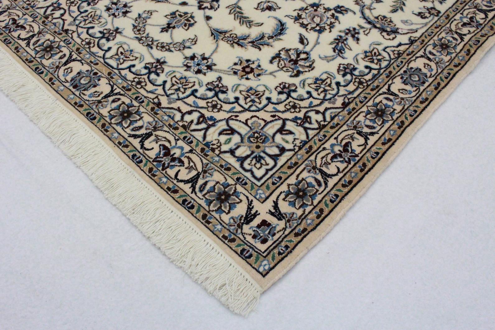 nain teppich beige blau in 150x100 5120 23445 bei kaufen. Black Bedroom Furniture Sets. Home Design Ideas