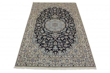 Nain Teppich Beige Blau in 250x160 5120-27407