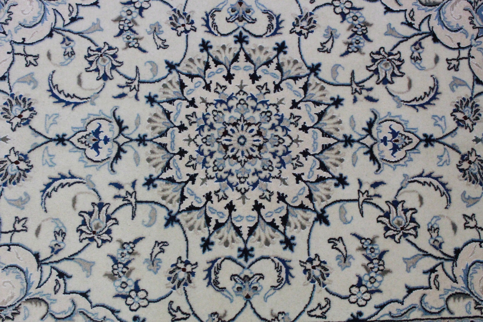 nain teppich beige blau in 200x120 5120 58153 bei kaufen. Black Bedroom Furniture Sets. Home Design Ideas