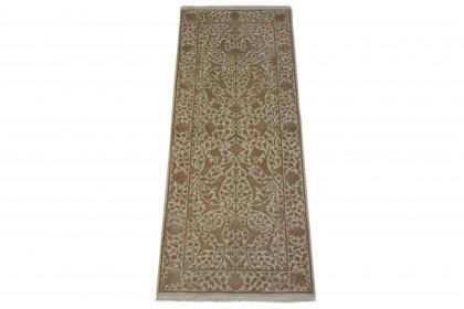 Teppich Läufer Beige Braun in 200x80 5130-10