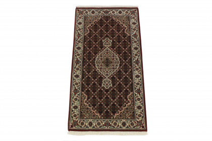 Teppich Rot Beige in 140x70 5130-26431