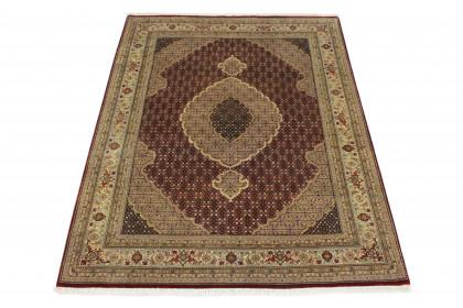 Teppich Beige Rot in 260x200 5130-26909