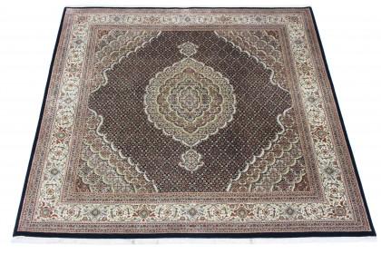 Teppich Weiß Blau in 210x210 5130-29466