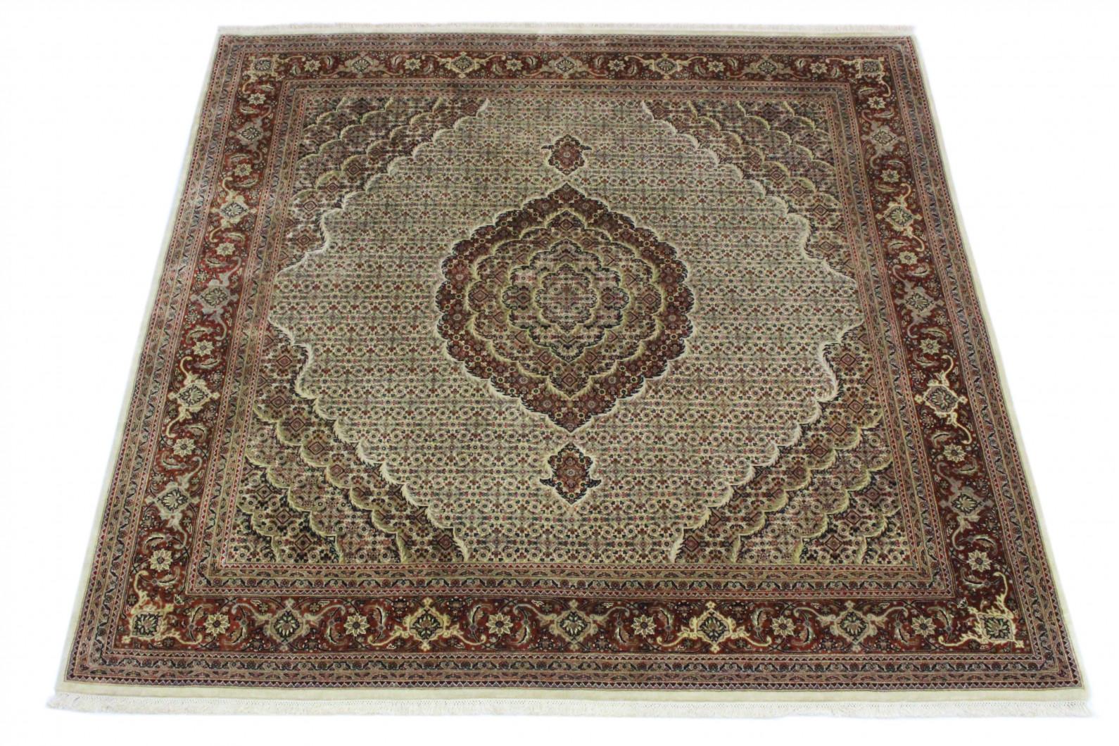 Teppich Beige in 210x210 (1 / 3)