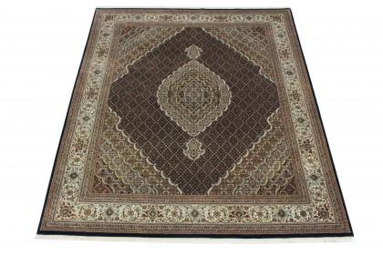 Teppich Weiß Blau in 260x210 5130-3642