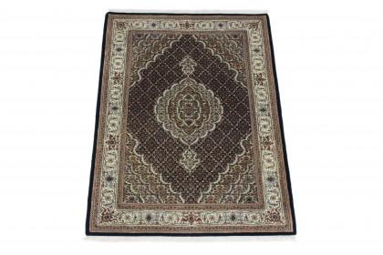 Teppich Weiß Blau in 150x110 5130-3660