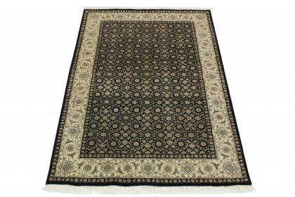 Teppich Weiß Schwarz Beige in 180x120 5130-5778