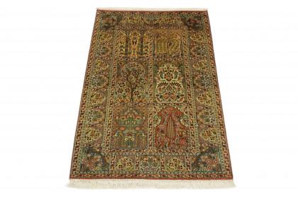 Seidenteppich in 150x90 5140-1660