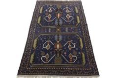 Klassischer Vintage-Teppich Mashad in 210x130