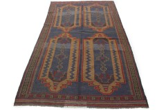 Traditional Vintage Rug Kilim in 270x150