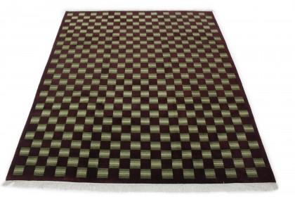 Klassischer Vintage-Teppich Ziegler in 250x250