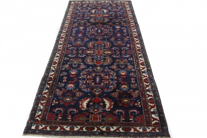 Klassischer Vintage-Teppich Hamadan in 290x130