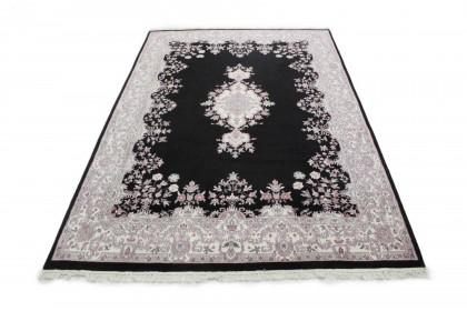 Traditional Vintage Rug Kerman in 370x270
