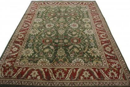 Traditional Vintage Rug Ziegler in 370x280