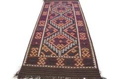 Klassischer Vintage-Teppich Kelim in 370x160