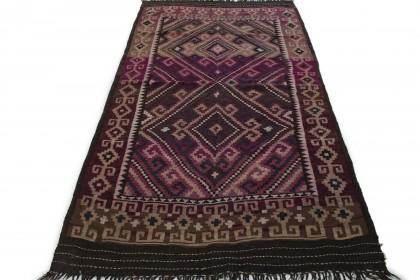 Traditional Vintage Rug Kilim in 350x190