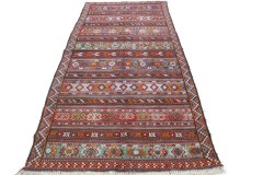 Traditional Vintage Rug Kilim in 300x140
