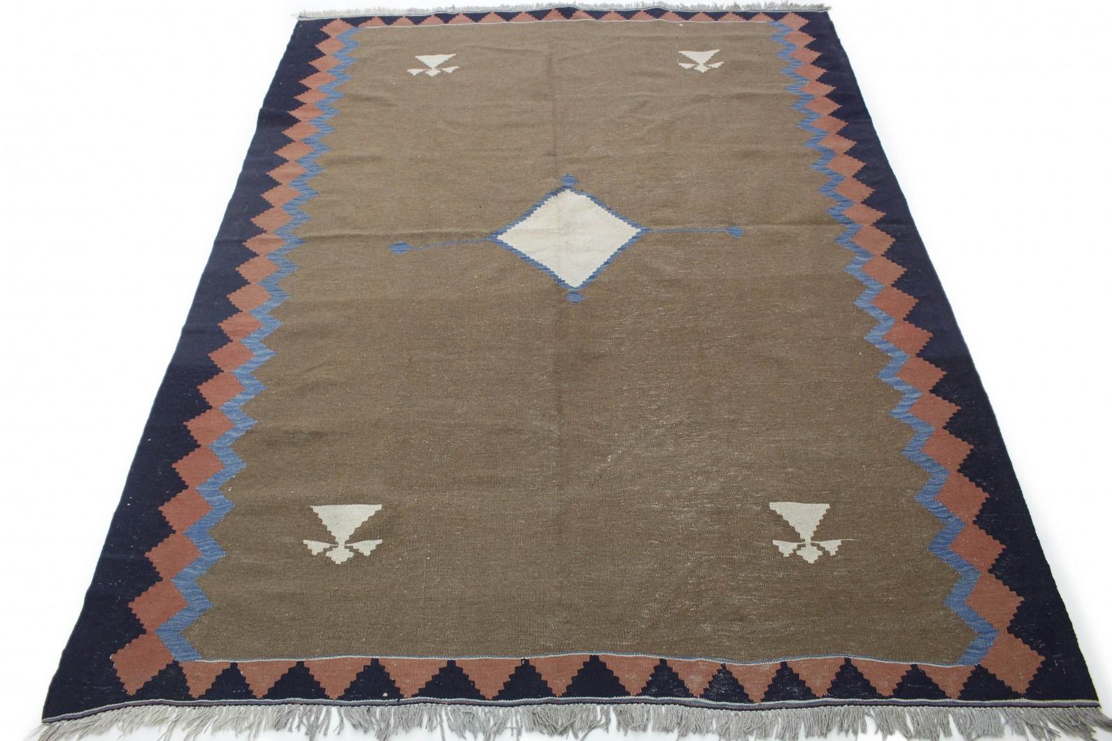 Klassischer Vintage-Teppich Kelim in 290x210 (1 / 5)