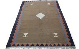 Klassischer Vintage-Teppich Kelim in 290x210