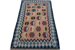 Klassischer Vintage-Teppich Kelim in 200x120