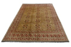 Traditional Vintage Rug Kilim in 270x200