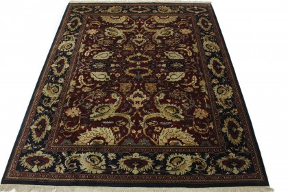 Traditional Vintage Rug Ziegler in 300x240
