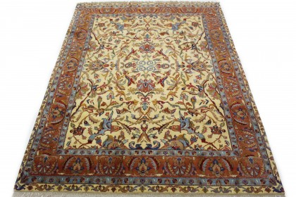 Traditional Vintage Rug Ziegler in 320x240
