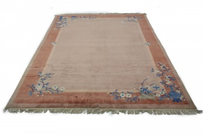 Traditional Vintage Rug China in 430x310