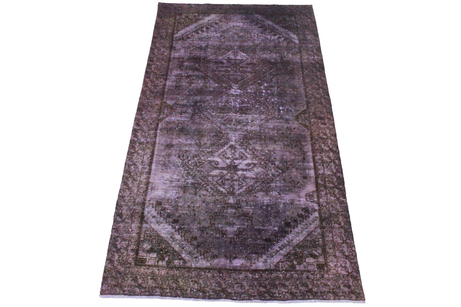 vintage teppich lila in 290x150cm 1001 3288 bei kaufen. Black Bedroom Furniture Sets. Home Design Ideas