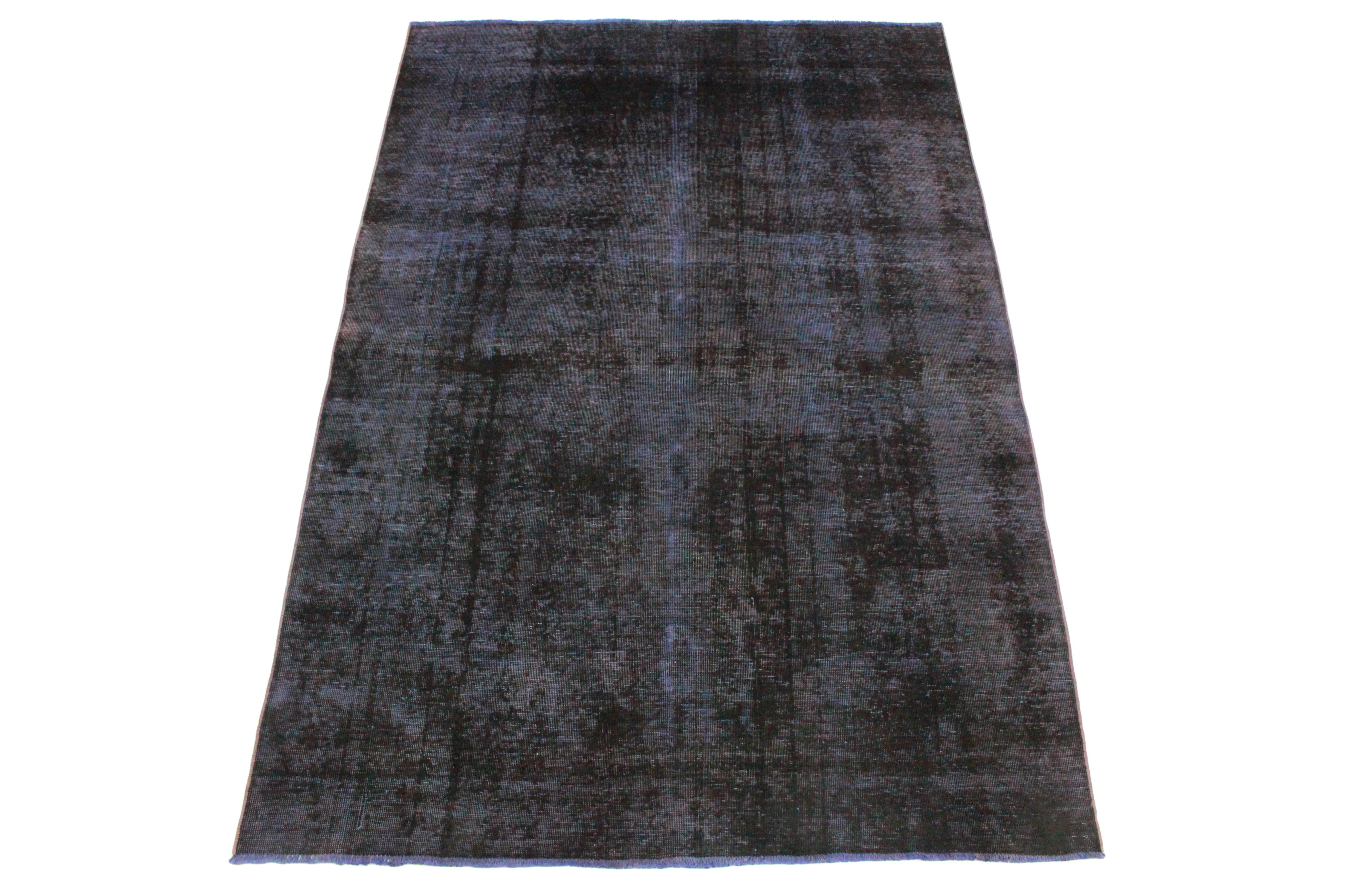 vintage teppich blau lila in 270x190 1001 3509 bei