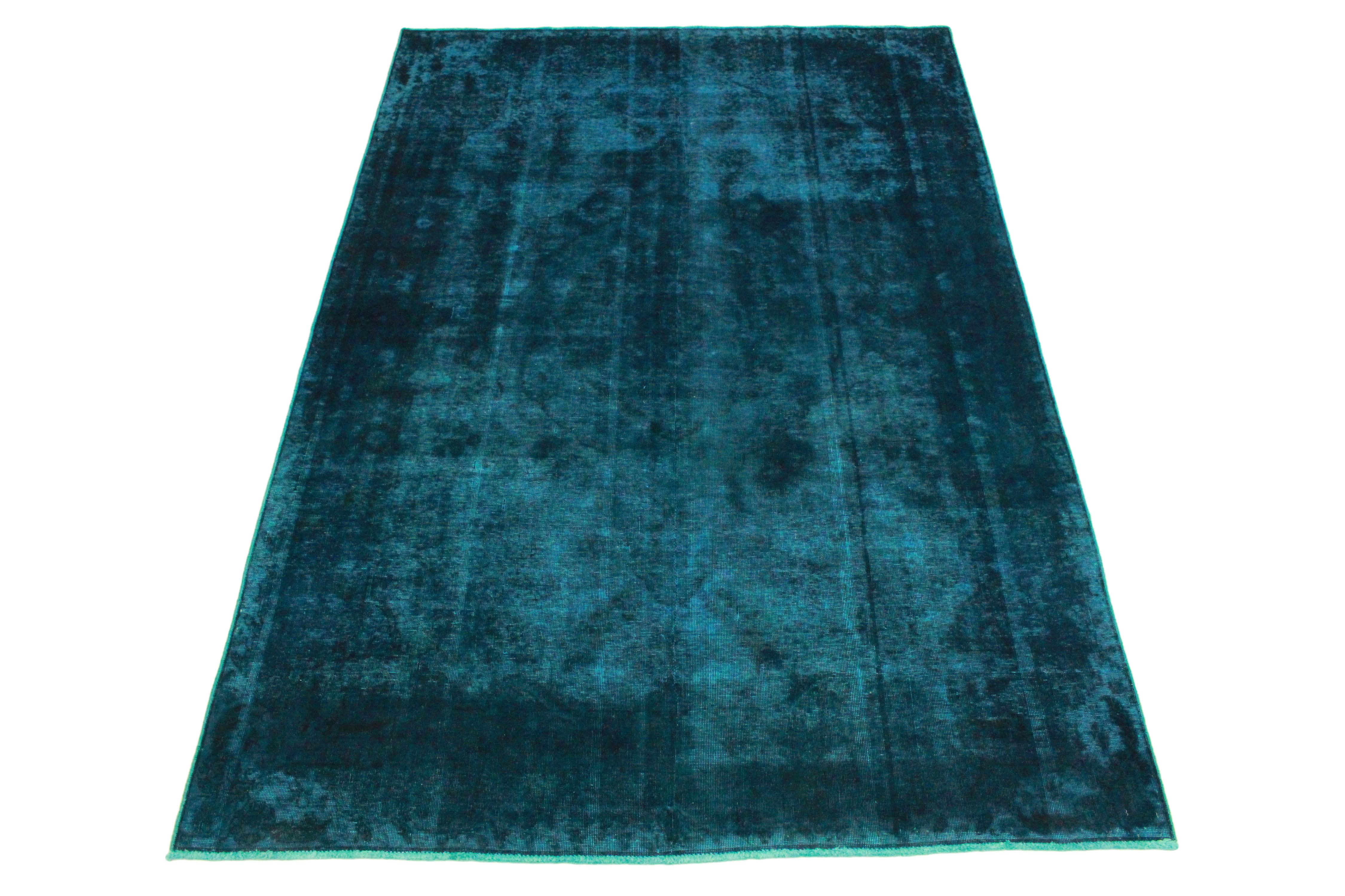 vintage teppich blau in 300x210 1001 3529 bei carpetido