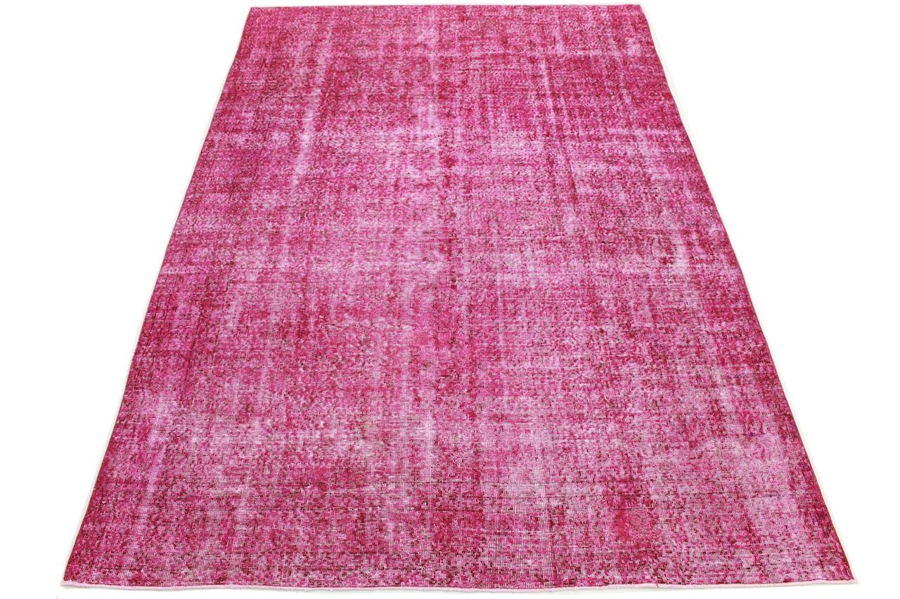 vintage teppich pink in 310x210cm 1011 5111 bei kaufen. Black Bedroom Furniture Sets. Home Design Ideas