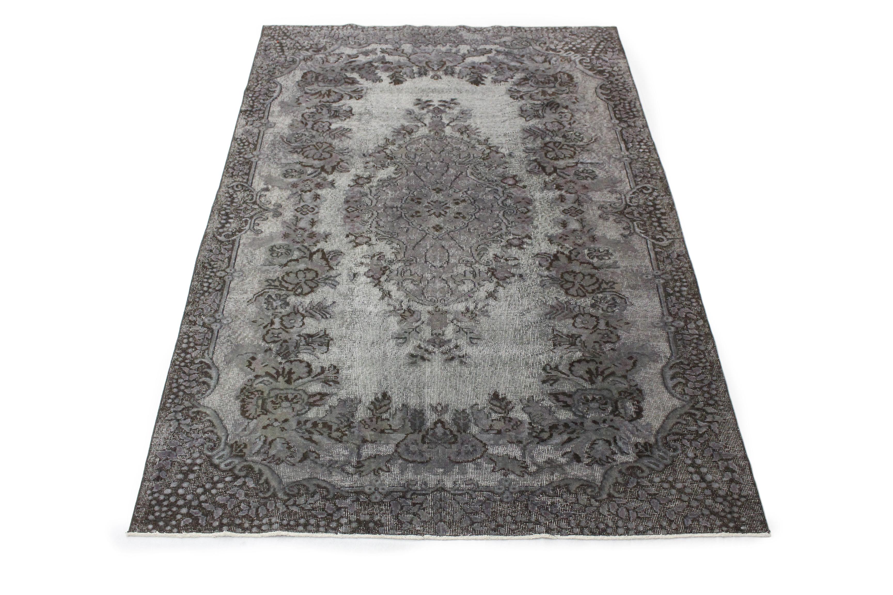 Orientteppich grau  Vintage-Teppiche - carpetido.de