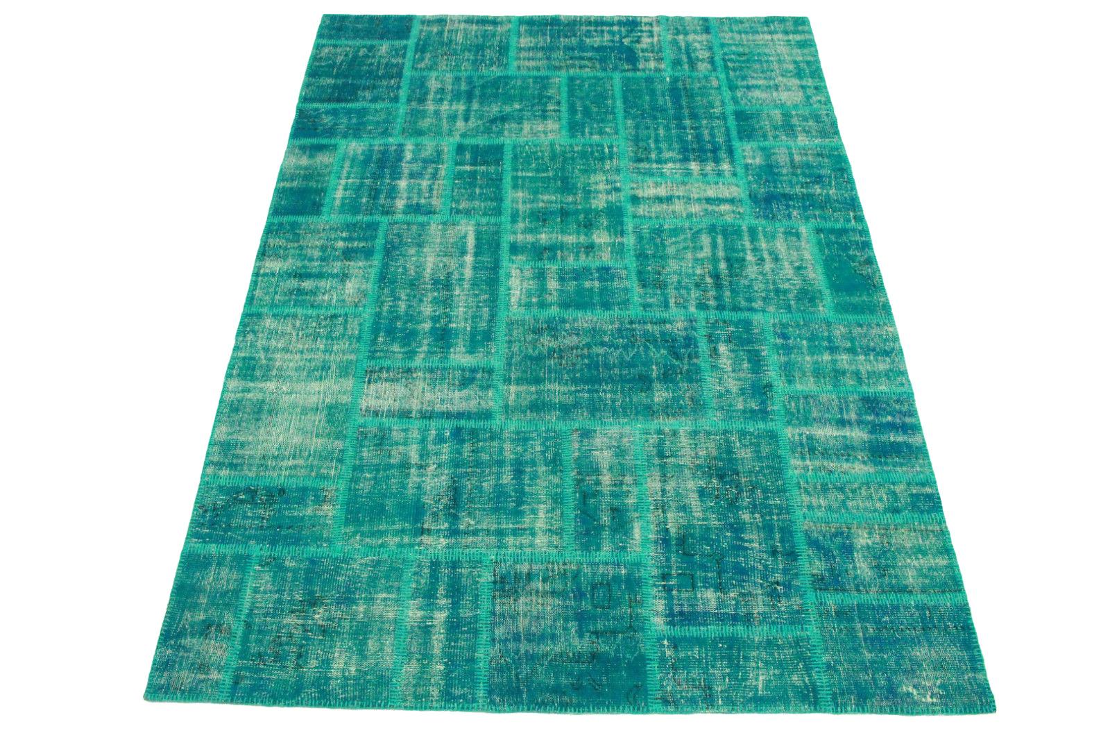 Orientteppich türkis  Moderne Teppiche online bei carpetido.de